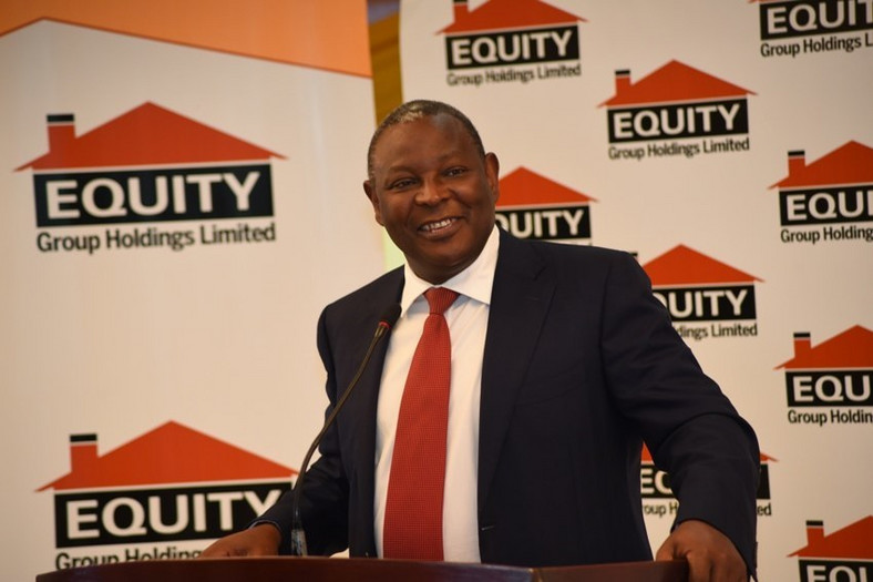 Equity CEO James Mwangi