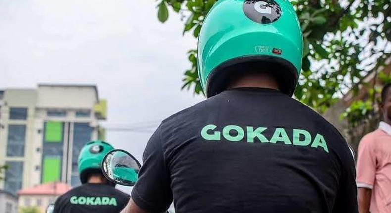 A rider for Gokada [Culture Custodian]
