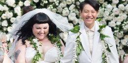 Wokalistka Gossip poślubiła kobietę