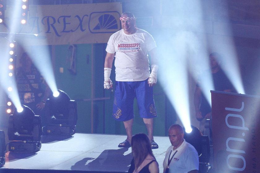 Boks. Gala Boxing Night 12. 28.08.2016