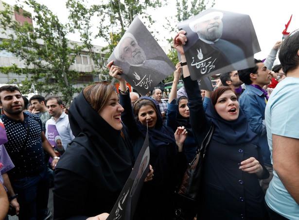 FAZ: Prawdziwe reformy dopiero po odejściu Chameneia
