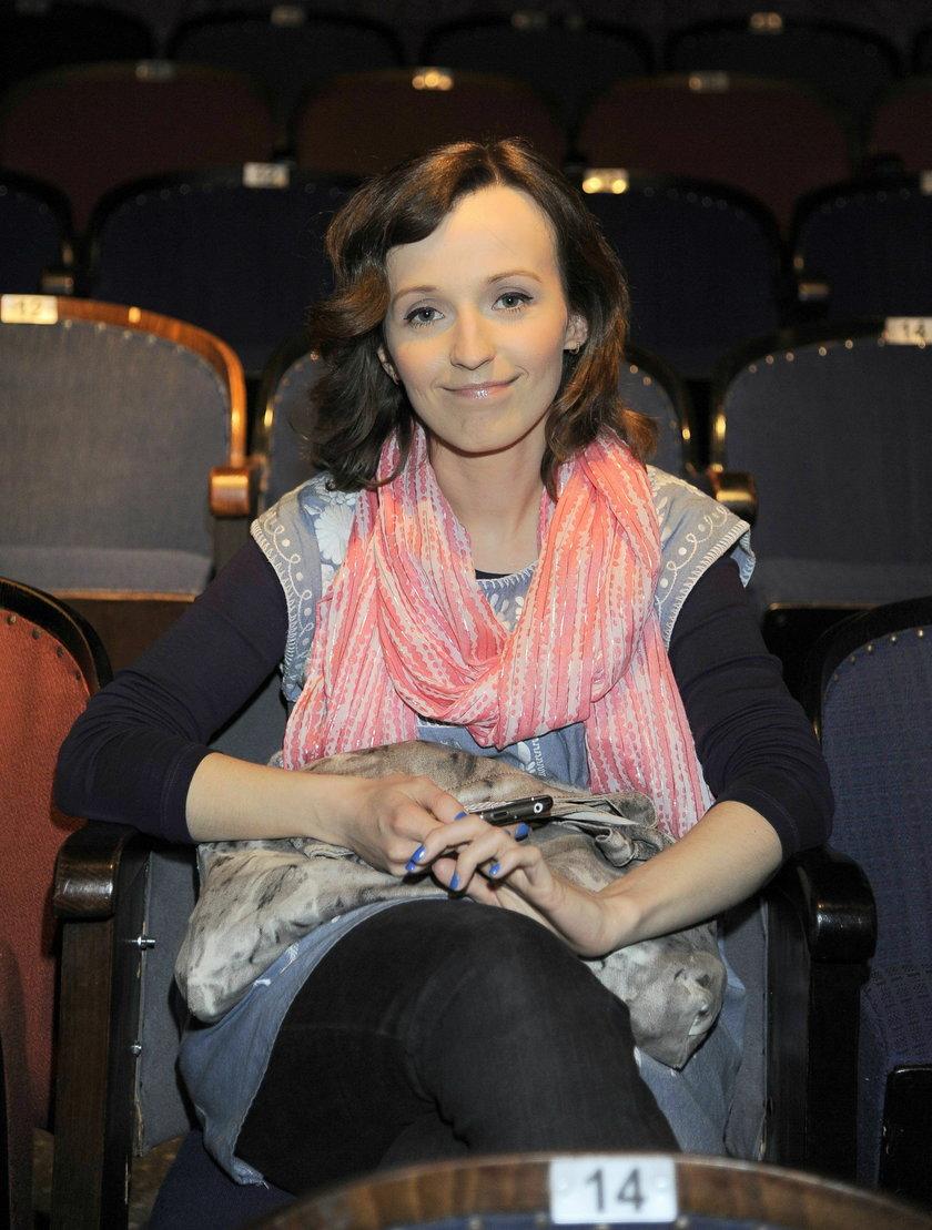 Kamila Łapicka teatr