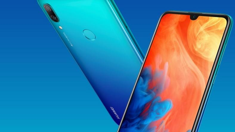 A closer look at the HUAWEI Y7 Prime 2019: Stunning design, AI camera and premium features