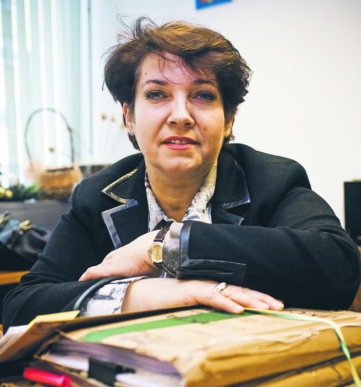 Teresa Mróz, sędzia Sądu Apelacyjnego w Warszawie