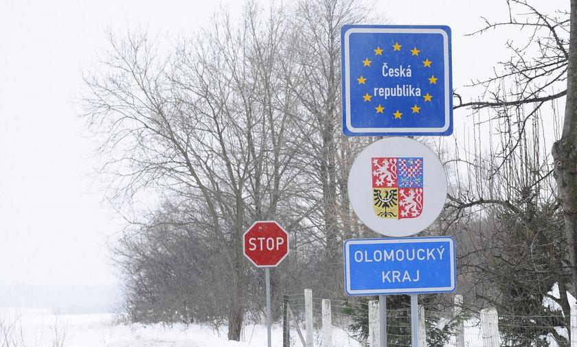 Zakaz wjazdu do Czech obowiązuje od północy 30 stycznia