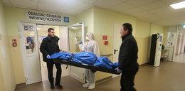 Zatłukł pacjenta stojakiem na kroplówki. Nie poniesie kary