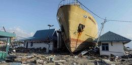 Tsunami porwało statek. To, co się z nim stało, zdumiewa!