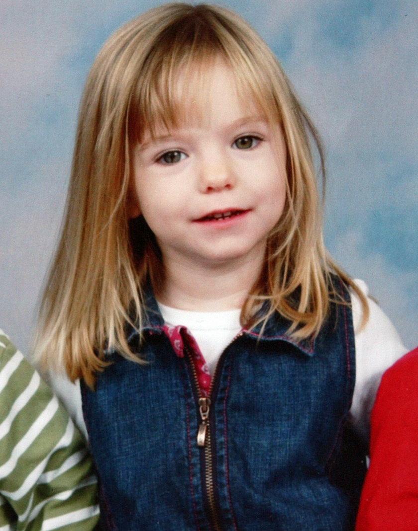 Policjant oskarżał McCannów o zabicie córki, skazano go za porwanie