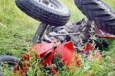 traktor nesreća