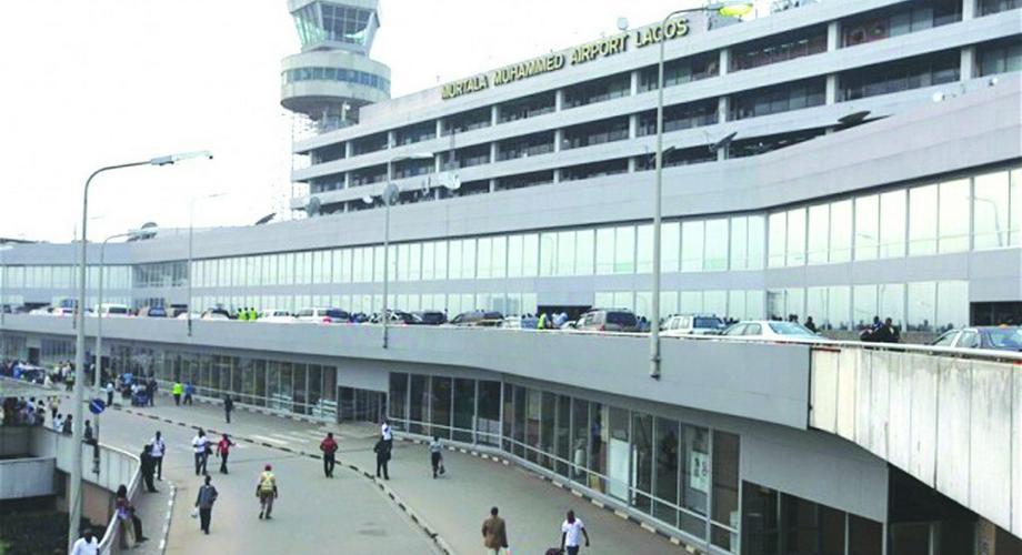 Murtala Muhammed International Airport (MMIA), Lagos
