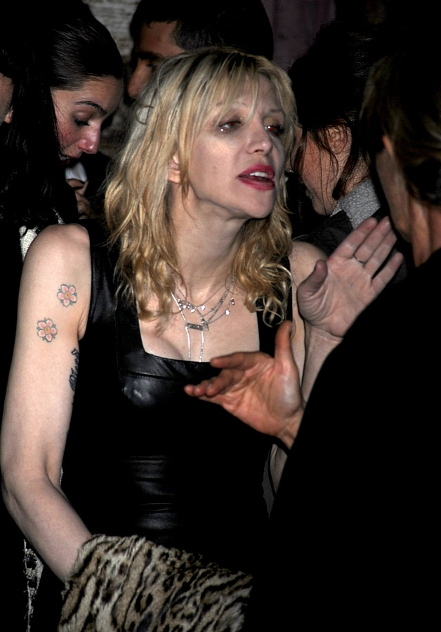 Courtney Love (fot. Agencja BE&W)