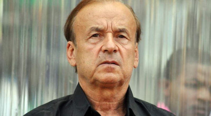 NFF set to commence negotiations with Super Eagles coach Gernot Rohr for a new contract