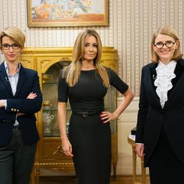 """""""Projekt Lady"""", odcinek 8 (półfnał): zagraniczna podróż, kolacja z ważnymi postaciami i zaskakujący werdykt. Z programu odpadła faworytka"""