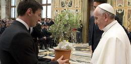 Piłkarskie gwiazdy u papieża