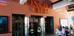 Pożar w Cinema City. Ewakuacja