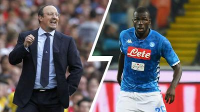 Fraîchement débarqué à Everton, Rafa Benitez lorgne Kalidou Koulibaly