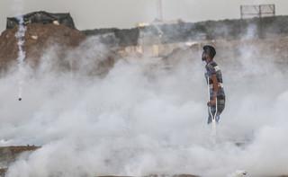 Ranni Palestyńczycy ze Strefy Gazy trafili do szpitali w Egipcie