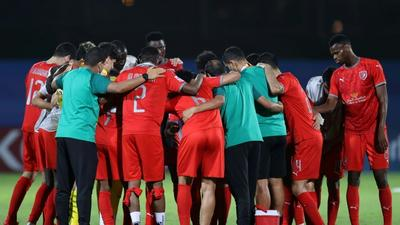 Olunga hat-trick leads Al Duhail to victory over Esteghlal