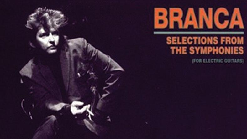"Glenn Branca - ""Selections From the Symphonies"" (okładka)"