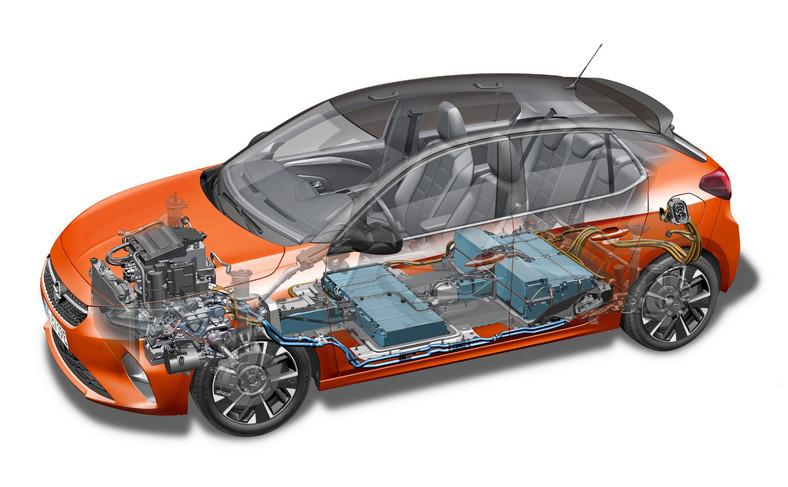 Opel Mokka pojedzie na prąd. A Corsa-e podzieli się z młodszą siostrą koncepcją elektrycznego napędu