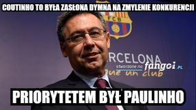 FC Barcelona gromi Eibar. Memy po spotkaniu