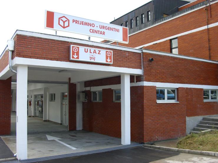 Valjevo Bolnica-novi urgentni centar