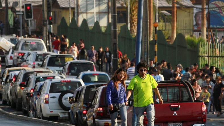 Trzęsienie ziemi u wybrzeży Chile. Ostrzeżenie przed tsunami
