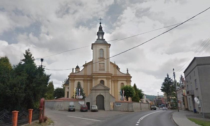 Zgłosił na policję łamanie przepisów w kościele w Czudcu. Dostaje groźby