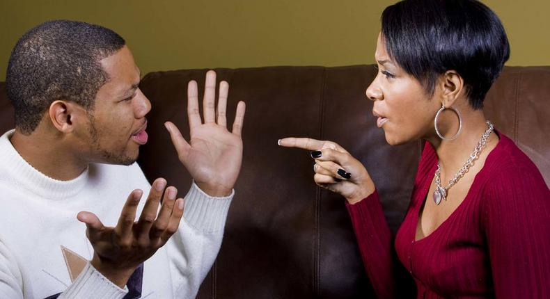 5 mean things you should never say to a man you love [Credit: Shutterstock]