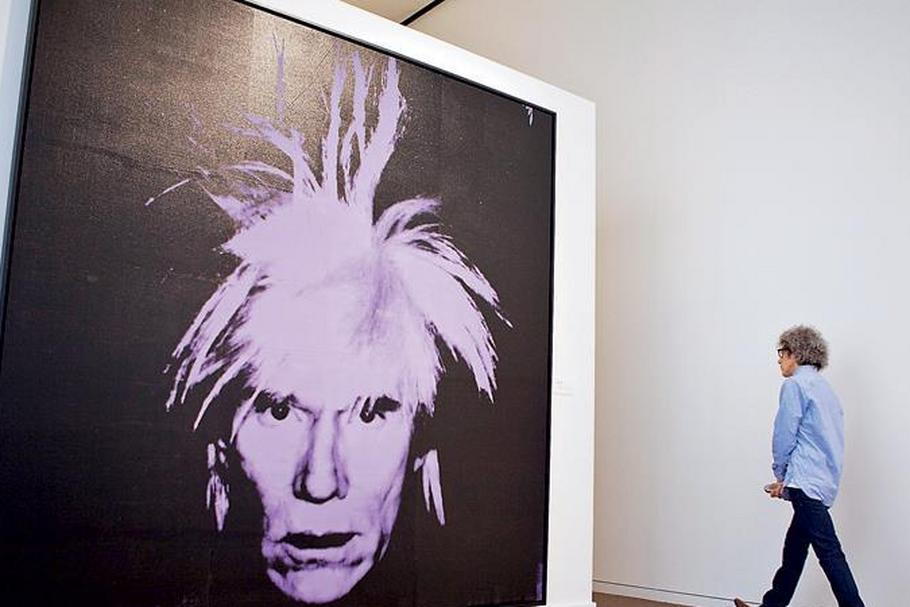 Andy-Warhol-autoportret