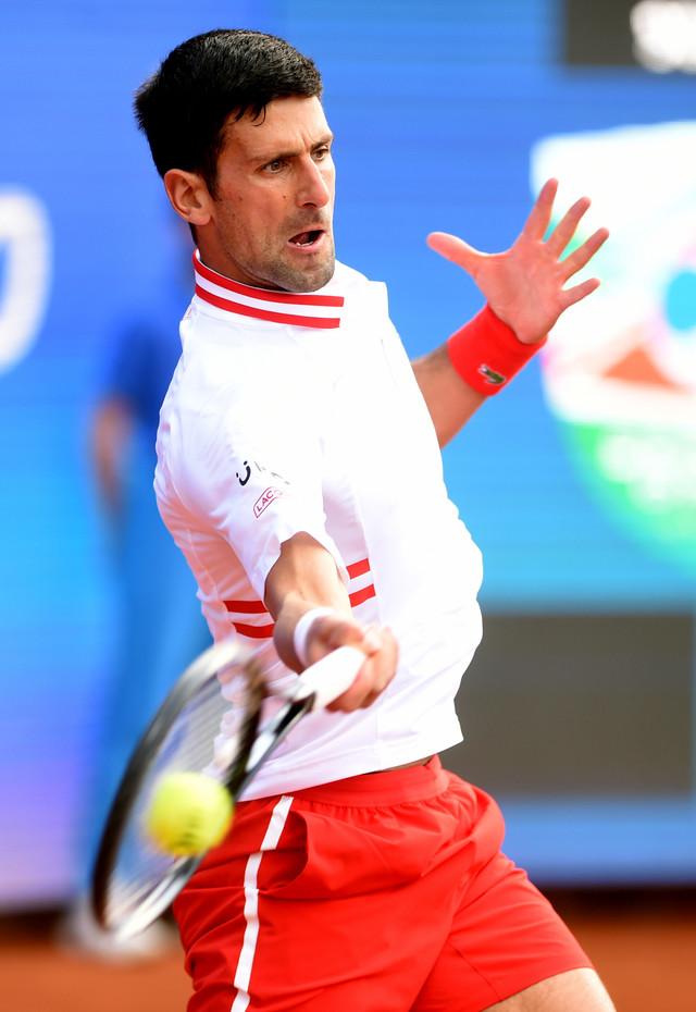 Novak Đoković protiv Kvona
