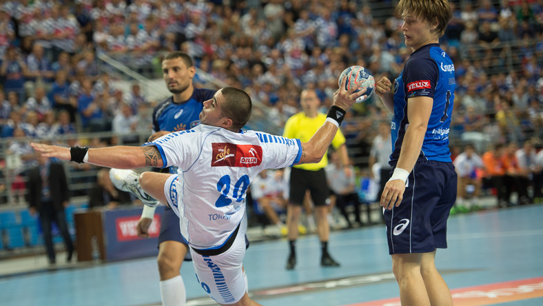 Wisła Płock zagra w fazie grupowej Ligi Mistrzów