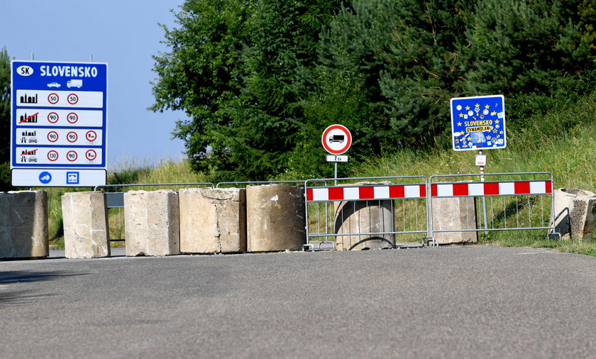 Utrudnienia przez koronawirusa wariant Delta na granicy polsko-słowackiej. Które przejścia będą zamknięte?