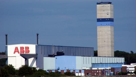 Fabryka kabli ABB w miejscowości Karlskrona