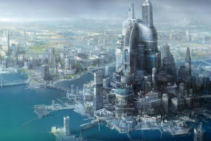 Neom, grad budućnosti