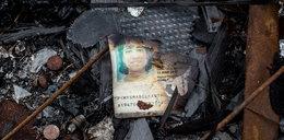 Szczątki maszyny i rzeczy ofiar ciągle na miejscu tragedii