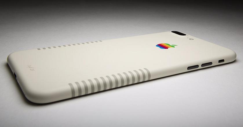 Retro iPhone 7 Plus przygotowany przez firmę Colorware kosztować ma aż 1899 dolarów