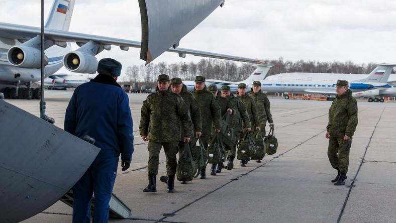 Koronawirus. Polski MSZ dementuje wstrzymanie rosyjskich przelotów do Włoch