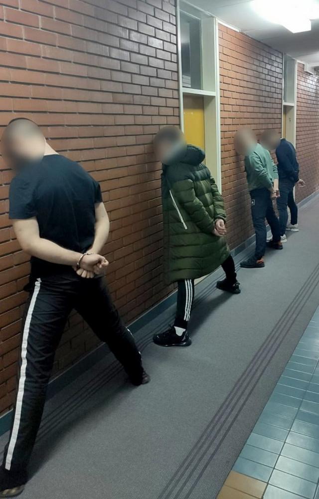 Uhapšeni zbog tuče u Novom Sadu