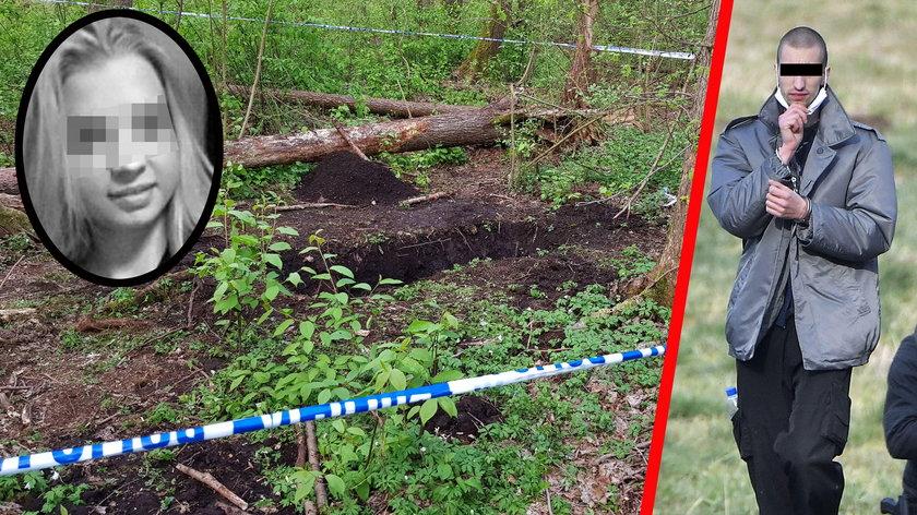 Morderstwo 16-letnie Kornelii z Piaseczna