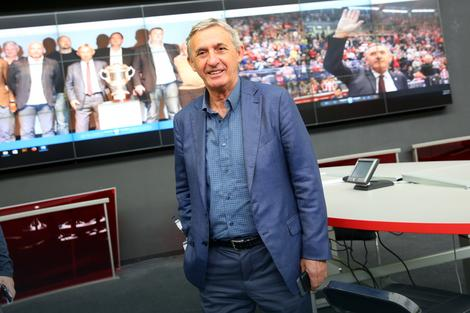 "Drag gost ""Blica"": Svetislav Pešić"