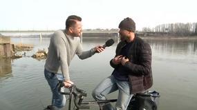 """Huber Kisiński i Dawid Andres o szczegółach wyprawy """"Rowerem po Amazonce"""""""