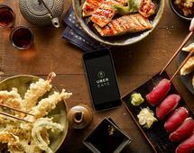 Uber Eats działa już w trzech polskich miastach - Warszawie, Poznaniu i Krakowie