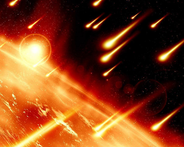 Meteory. Fot. Shutterstock