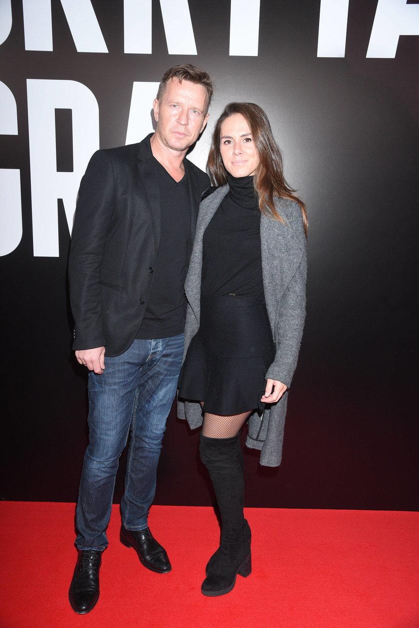 Wojciech Błach i Agnieszka Giza