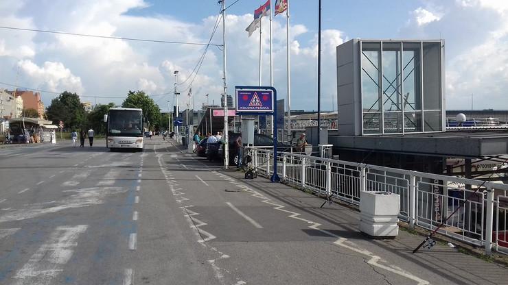 biciklisti Beton Hala znak