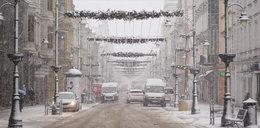 W Łodzi od lat bez zmian: Mały śnieg duże kłopoty