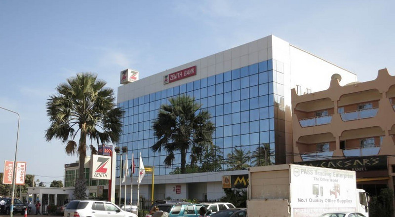 Nigeria's Zenith Bank denies moves to acquire Union Bank Plc