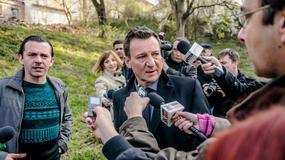 """Zygmunt Miłoszewski o """"Ziarnie prawdy"""": kryminał z prawdziwego zdarzenia"""