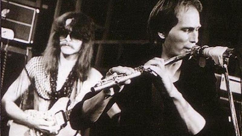 Marian Narkowicz - pierwszy z prawej (fot. Youtube)